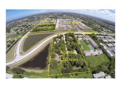 Delray Beach Residential Lots & Land For Sale: 5679 Sims Road