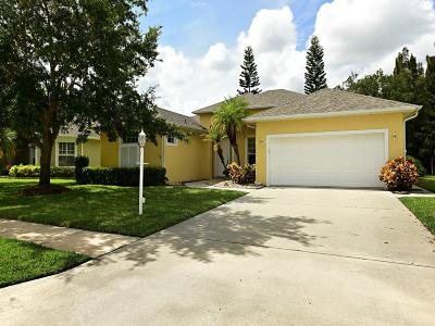 Vero Beach Single Family Home For Sale: 5589 W 1st Square SW