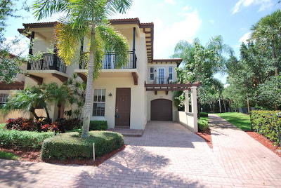 West Palm Beach Townhouse For Sale: 2772 Eagle Rock Circle #401