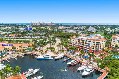 Jupiter Residential Lots & Land For Sale: 348 S Us Highway 1 #Slip 47