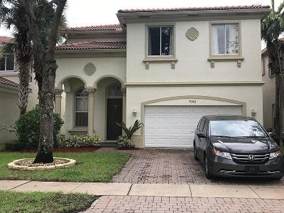 Boynton Beach Rental For Rent: 7092 Old Orchard Way