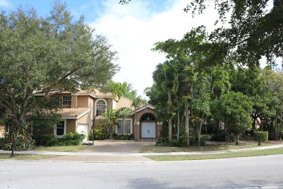 Parkland Single Family Home For Sale
