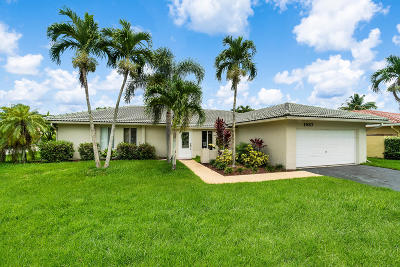 Coral Springs Single Family Home For Sale: 1937 NW 93rd Terrace