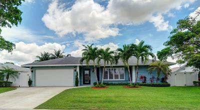 Boca Raton Single Family Home For Sale: 1399 SW 13th Street