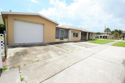 Boynton Beach Single Family Home For Sale: 401 SE 12th Avenue