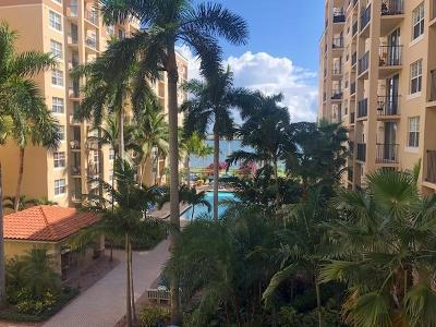 West Palm Beach Condo For Sale: 1801 Flagler Drive #417