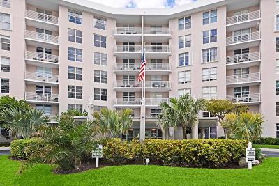 Boca Raton Condo For Sale: 2851 S Ocean Boulevard #U-1