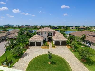 Palm Beach Gardens FL Single Family Home For Sale: $1,699,000