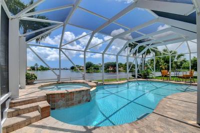 Lake Worth Single Family Home For Sale: 7427 Oakboro Drive
