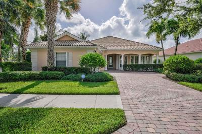 Palm Beach Gardens FL Single Family Home For Sale: $665,000