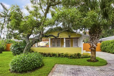 West Palm Beach Single Family Home For Sale: 938 Alamanda Road
