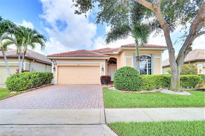 Delray Beach Single Family Home For Sale: 7976 Monarch Court