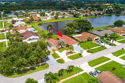 Boynton Beach Single Family Home For Sale: 8479 Raymond Drive