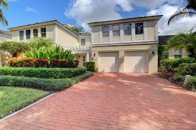 Boca Raton Townhouse For Sale: 5724 Princeton Place
