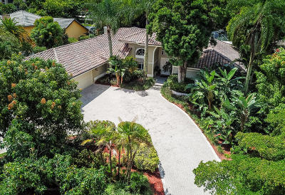 Boca Raton FL Single Family Home For Sale: $939,000