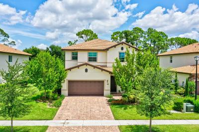 Jupiter Single Family Home For Sale: 7083 Limestone Cay Road
