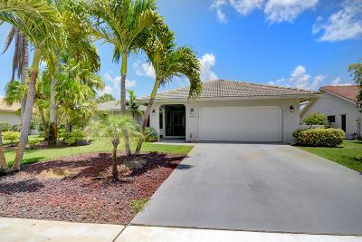Boynton Beach Single Family Home For Sale: 2512 SW 23rd Cranbrook Drive