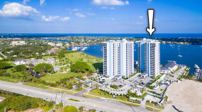 North Palm Beach Condo For Sale: 2 Water Club Way #501