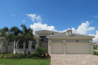 Boynton Beach Single Family Home For Sale: 8193 Pyramid Peak Lane