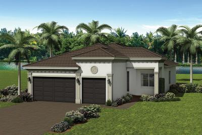 Boynton Beach Single Family Home For Sale: 12562 Kettle River