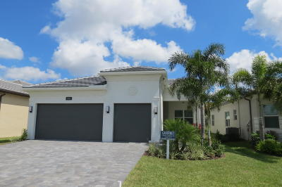 Boynton Beach Single Family Home For Sale: 12542 Crested Butte Avenue