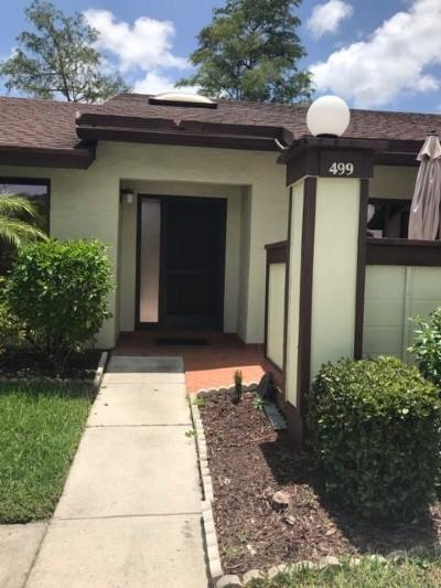 Royal Palm Beach Single Family Home For Sale: 499 Iron Forge Court