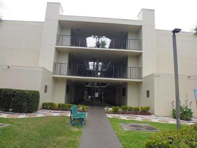 Delray Beach Condo For Sale: 5340 Las Verdes Circle #318