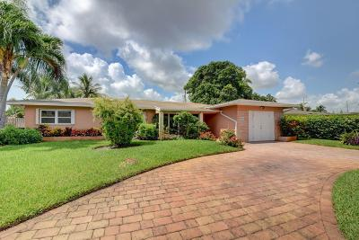 Pompano Beach Single Family Home For Sale: 240 SW 15th Street