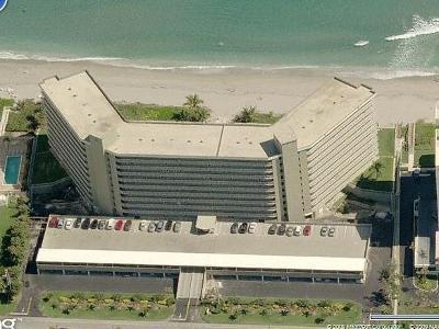 Highland Beach Rental For Rent: 3101 S Ocean Boulevard #924