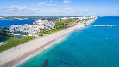 Palm Beach Condo For Sale: 3030 S Ocean Boulevard #330