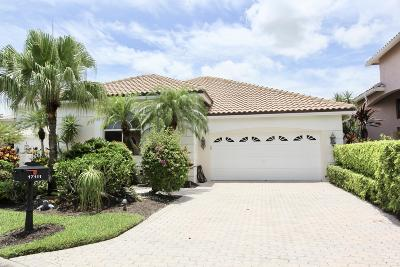 Boca Raton Single Family Home Contingent: 17111 Grand Bay Drive