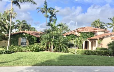 Boca Raton FL Rental For Rent: $4,650