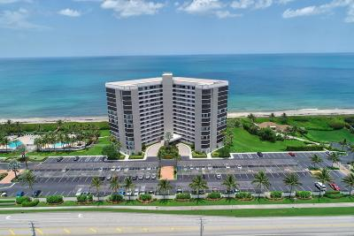 St Lucie County Condo For Sale: 8880 S Ocean S Drive S #901