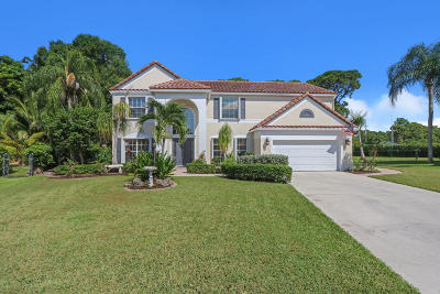 Single Family Home For Sale: 12901 Marsh Pointe Way
