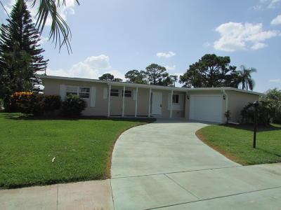 Single Family Home For Sale: 3264 SE Monte Vista Street