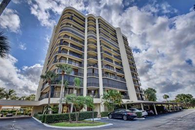 Boynton Beach, West Palm Beach Condo For Sale: 2427 Presidential Way #403