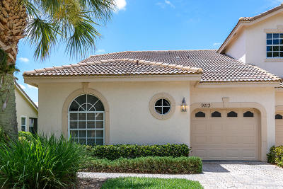 St Lucie County Townhouse For Sale: 9213 Wentworth Lane