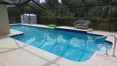 Port Saint Lucie Single Family Home Contingent: 2074 SW Villanova Road