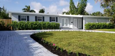 Lake Worth Single Family Home For Sale: 145 Bryn Mawr Drive