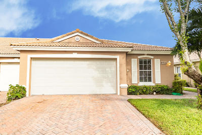 West Palm Beach Single Family Home For Sale: 2237 Chickcharnies