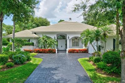 Palm City Single Family Home Contingent: 2029 SW Oakhill Way