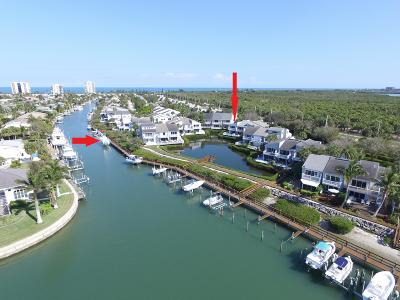 St Lucie County Townhouse For Sale: 2460 Harbour Cove Drive