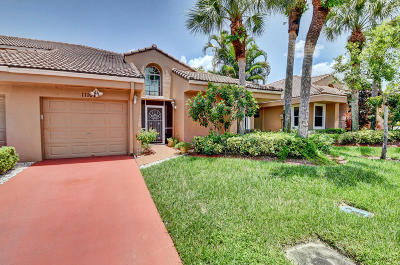 Boca Raton FL Single Family Home For Sale: $274,900