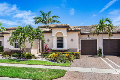 Delray Beach Single Family Home For Sale: 14883 Barletta Way
