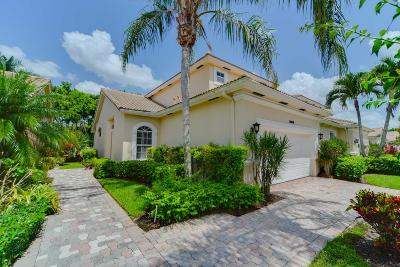 Boynton Beach, West Palm Beach Townhouse For Sale: 8160 Sandpiper Way