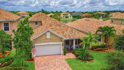 Lake Worth Single Family Home For Sale: 9298 Wrangler Drive