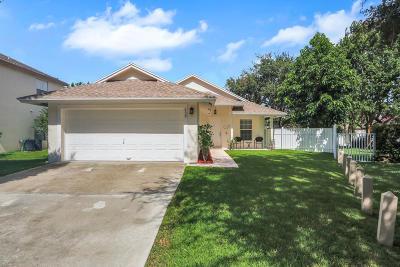 Jupiter Single Family Home For Sale: 139 Pennock Landing Circle