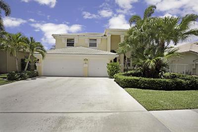 Lake Worth Single Family Home For Sale: 6538 Stonehurst Circle