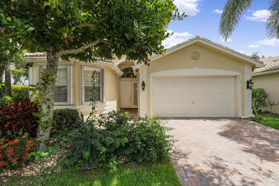 Boynton Beach Single Family Home For Sale: 7457 Kea Lani Drive