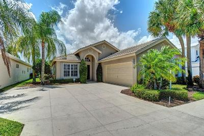 Delray Beach Single Family Home For Sale: 700 Clearbrook Park Circle